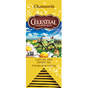 Image of Chamomile Herbal Tea packaging
