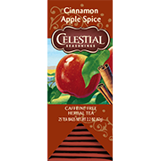 Cinnamon Apple Spice Herbal Tea - Click for More Information