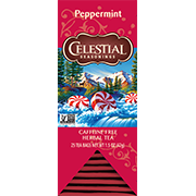 Image of Peppermint Herbal Tea packaging