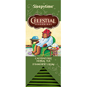 Image of Sleepytime Herbal Tea packaging
