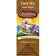 India Spice Chai Tea - Click for More Information