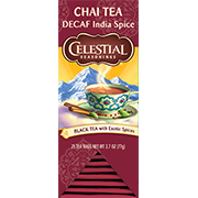 Decaf India Spice Chai Tea - Click for More Information