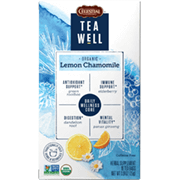TeaWell Organic Lemon Chamomile - Click for More Information