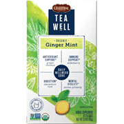 TeaWell Organic Ginger Mint [cel-008024.jpg] - Click for More Information