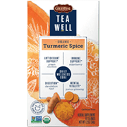 TeaWell Organic Turmeric Spice - Click for More Information
