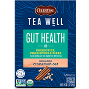 TeaWell Organic Gut Health - Buy Now