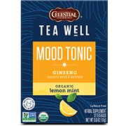 TeaWell Organic Mood Tonic - Buy Now