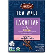 Teawell Organic Laxative - Buy Now