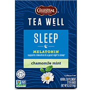 TeaWell Organic Sleep - Click for More Information