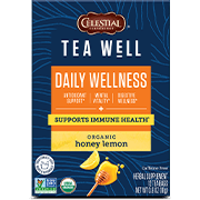 TeaWell Organic Honey Lemon - Buy Now