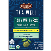 TeaWell Organic Matcha Green - Click for More Information