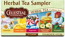 Herbal Tea Sampler - Buy Now