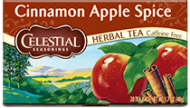 Cinnamon Apple Spice Herbal Tea - Buy Now