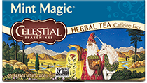 Mint Magic Herbal Tea - Buy Now