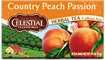 Country Peach Passion Herbal Tea - Buy Now