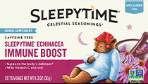 Sleepytime Echinacea Complete Care Wellness Tea [cel-053290.jpg] - Click for More Information