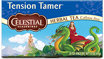 Tension Tamer Herbal Tea - Click for More Information