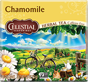 Chamomile Herbal Tea (40 Count) - Click for More Information