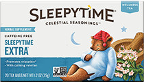 Sleepytime Extra Wellness Tea - Click for More Information