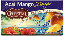 Acaí Mango Zinger Herbal Tea - Buy Now