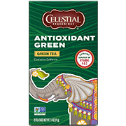 Antioxidant Green Tea - Click for More Information