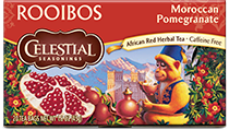 Pomegranate Rooibos Tea - Buy Now