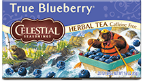 Click here to purchase True Blueberry Tea