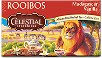Click here to purchase Vanilla Rooibos Tea