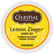 Lemon Zinger Herbal Tea K-Cup Pods - Click for More Information