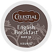 English Breakfast Black Tea K-Cup Pods - Click for More Information