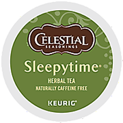 Click here to purchase Sleepytime Herbal Tea K-Cup Pods