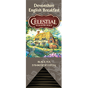 Image of English Breakfast Black Tea packaging