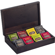 Wooden Tea Chest - Click for More Information