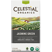 Fair Trade Organic Jasmine Green - Click for More Information