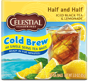 Click here to purchase Half and Half Cool Brew Iced Tea