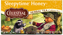 Sleepytime Honey Herbal Tea - Click for More Information