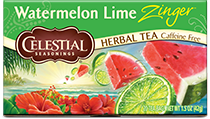 Watermelon Lime Zinger Herbal Tea - Buy Now