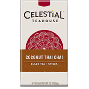 Coconut Thai Chai [cel-529801.jpg] - Click for More Information