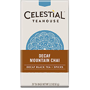 Decaf Mountain Chai [cel-529825.jpg] - Click for More Information