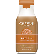 Dirty Chai Tea Latte (Bottle) - Buy Now