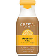 Mountain Chai Tea Latte (Bottle) - Buy Now