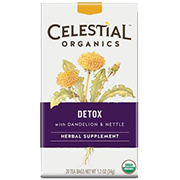 Detox Organic Wellness Tea [cel-533952.jpg] - Click for More Information