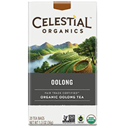 Fair Trade Organic Oolong - Click for More Information