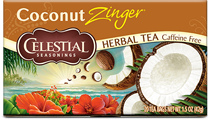 Coconut Zinger - Click for More Information