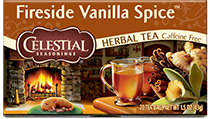 Fireside Vanilla Spice - Click for More Information