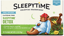 Sleepytime Detox - Click for More Information