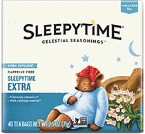 Sleepytime Extra (40 Count) - Click for More Information