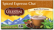 Spiced Espresso Chai - Click for More Information