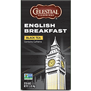English Breakfast Black Tea - Click for More Information