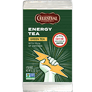 Energy Green Tea Packet - Click for More Information